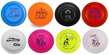 Dog Frisbee 8 Disc Starter Bundle - Name Brand Discs UpDog Discs Toss and Catch