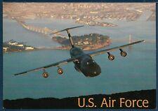 USAF C-5A Galaxy Military Transport Aircraft