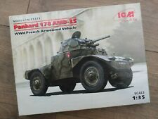 1/35 Panhard 178 AMD-35 French Armoured Vehicle - ICM 35373