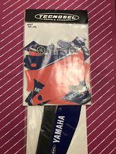 Yamaha Tecnosel Graphics Decals Seat Cover 1998-2002 Yzf 250 426  Everts Rinaldi