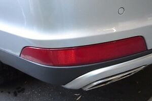 Mercedes-Benz GL-Class Genuine Rear Bumper Left Reflector GL350 GL450 GL550 NEW