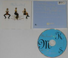MoKenStef - Azz Izz - U.S promo cd, Gold DJ Stamp