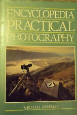 THE ENCYCLOPEDIA OF PRACTICAL PHOTOGRAPHY HARDBACK BOOK BY MICHAEL FREEMAN