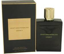 Cristiano Ronaldo Legacy Cologne Men 3.4 oz Eau De Toilette Spray Fragrance New