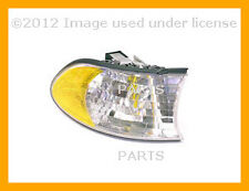 BMW 740i 740iL 750iL 1998 1999 - 2001 Genuine Turn Signal Light with White Lens