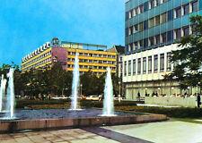 """AK, Berlin Mitte, Interhotel """"Unter den Linden"""" und Lindencorso, 1971"""