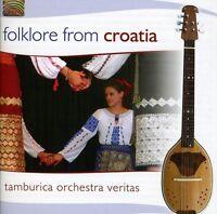 "Tamburaski Sastav ""V - Folklore from Croatia [New CD] With Book"