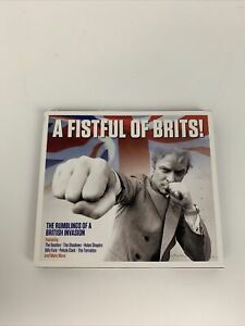 Various Artists - A Fistful Of Brits! [Double CD] - Various Artists CD Album