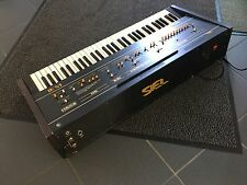 Siel LX6.1 Vintage Analogue Synthesizer Keyboard Organ 1980´s RETRO Italy RARE