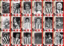Stoke City 1972 Football League Cup final winners trading cards