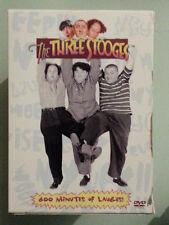 THE THREE STOOGES 12 PACK   DVD BOX SET 12 disc set