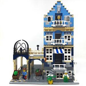 Lego Market Street 10190 Modular Building