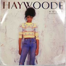"HAYWOODE - ROSES (EXTENDED US REMIX) 1986 UK RELEASE - VINYL 12"" SINGLE"