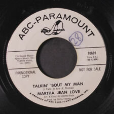 MARTHA JEAN LOVE: Nice Guy / Talkin' 'bout My Man 45 (dj, wol) Soul