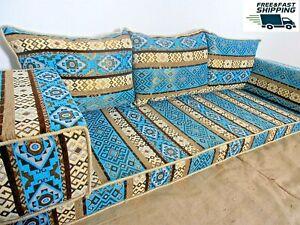 arabic seating,arabic cushion,oriental seating,floor sofa,floor seating - MA 16