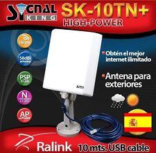 ANTENA WIFI SIGNAL KING SK-10TN+ EXTERIORES,SIGNALKING ,ENVIOS DESDE ESPAÑA 24Hs