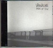 (CJ603) Varnaline, Man of Sin - 1996 CD