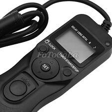 Timer Remote shutter Cord for Canon EOS 1200D 1100D 700D 650D 600D 550D 60D 70D
