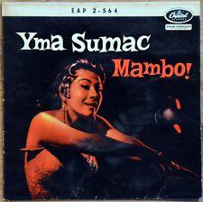 45t EP Yma Sumac - Mambo ! (Part 2)