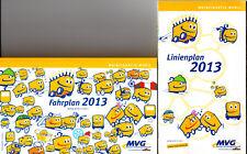 Fahrplan Buch von Mainz 2013 MVG RMV
