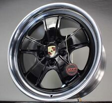 STRFORGED S9207 Forged Wheels for Porsche 718 911 GT2 GT3 991 997 996 Turbo Rims