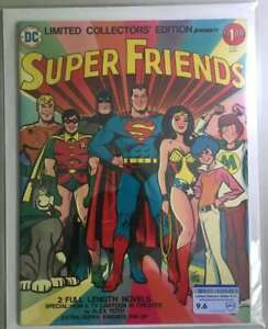 SUPER FRIENDS TREASURY CBCS 9.6 (LCE C-41)