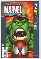 Ultimate Marvel Team-Up #2 (May 2001) [Spider-Man, Hulk] Bendis, Hester Dm