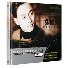 Chinese famous pop music singer: Leslie Cheung album CDs  classic songs 2CD