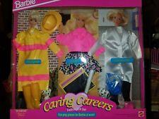 Barbie Caring Careers Fashion Gift Set #10773 New Nrfp 1993 Mattel, Inc. 3+