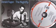 Donald poser-THE NIGHTFLY-Target-label-Made in West Germany