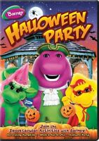 Barney: Halloween Party [New DVD]