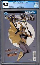 DC Comics: Bombshells Annual #1  Batgirl  Dodson Cover  1st Print    CGC 9.8