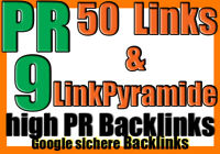 Backlinks 50+ PR9 oft Dofollow Manuell Linkaufbau High Authority PR Seo Backlink