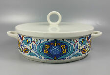 VILLEROY AND BOCH IZMIR COVERED VEGETABLE DISH / TUREEN