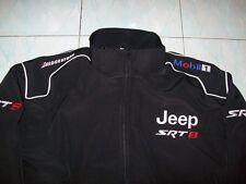 NEU Jeep GRAND CHEROKEE SRT8 M 2 Fan-Jacke schwarz jacket veste jas giacca jakka
