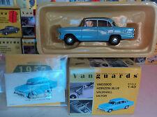 Vanguards 1/43 Vauxhall Victor horizon blue