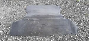 02-06 Nissan Altima Trunk Carpet Overlay Gray Mat- Tire Cover See Pics OEM