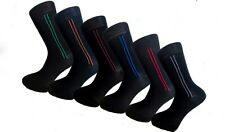 12 pairs men's black stripe suit socks.wholesale price