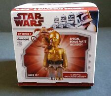 New MEDICOM TOY Kubrick unbreakable STAR WARS DX Series 1 C-3PO Salacious Crumb