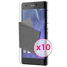 Films de protection Ultra Clear HD Sony XPERIA Z2 Clubcase ® HD Lot de 10