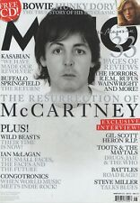 MOJO #213 2011 Paul McCartney Beatles David Bowie Buffalo Springfield magazine