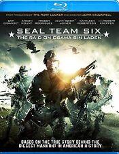 Seal Team Six: The Raid On Osama Bin Laden Blu-ray US Version Region A