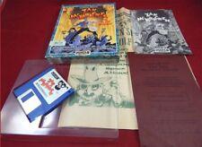 AMIGA: Zak mckracken and the Alien Mindbenders-LUCASFILM Games 1988 avec neuf dans sa boîte