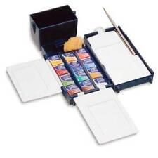 Winsor & Newton Cotman Acquerelli Campo Box Set con 12 mezze le pentole e pennello