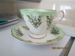 Royal Albert Bone China Dainty Dina Series Anne Cup & Saucer Duo 4 Available