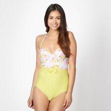 Floozie Beautiful Ice Cream Design Costume Size UK 10 C/D Brand New Yellow