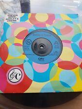 "GODLEY & CREME Cry / Love Bombs 1985 7"" Vinyl VG+"