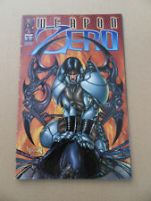Weapon Zero  (vol 2) 12 . Image 1997 . VG +