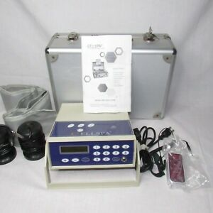 Cell Spa Detox Foot Bath Machine Cell Ion Ionic - Complete In Case