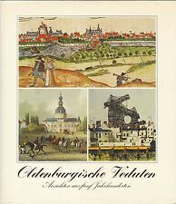 Chronik/Heimatbuch = Oldenburgische Veduten, Ansichten aus fünf Jahrhunderten